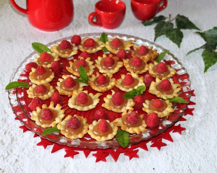 mini tartelettes fruitées weightwatchers