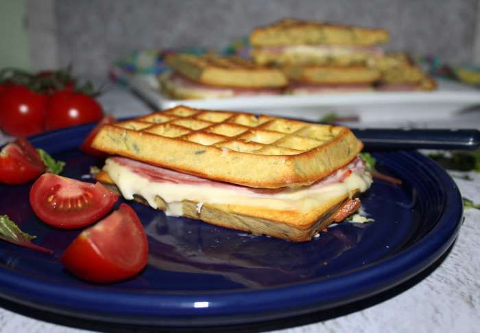 croque-gaufres-courgettes-recette-weightwatchers