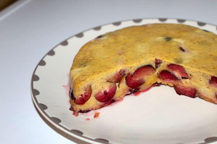 prunes en timbale
