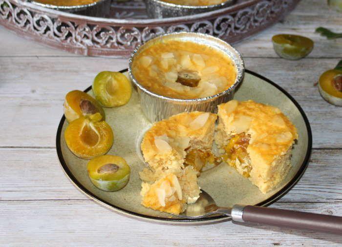 muffins aux prunes et a l'avoine  omnicuiseur