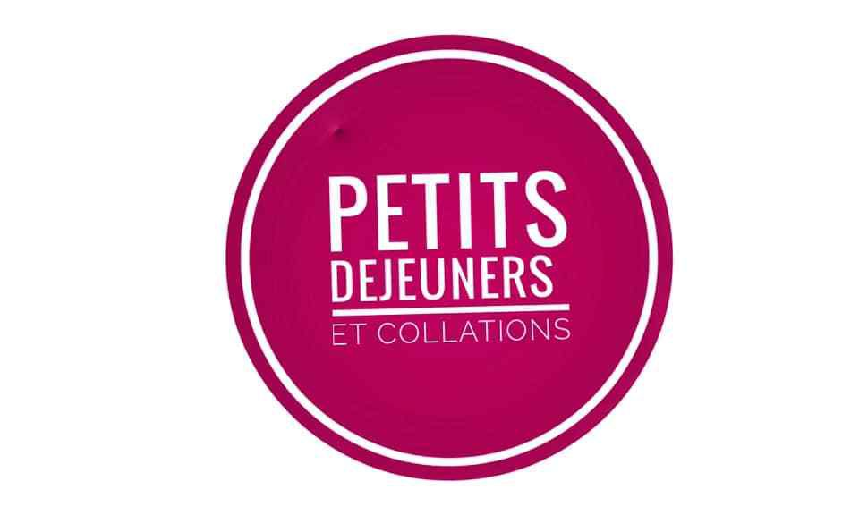 Petits dejeuners et collation Weight watchers