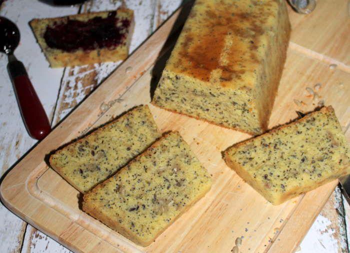 pain paléo a la farine patate douce