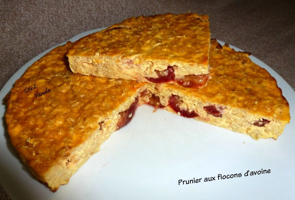 gateau-avoine-prune-recette-weightwatchers