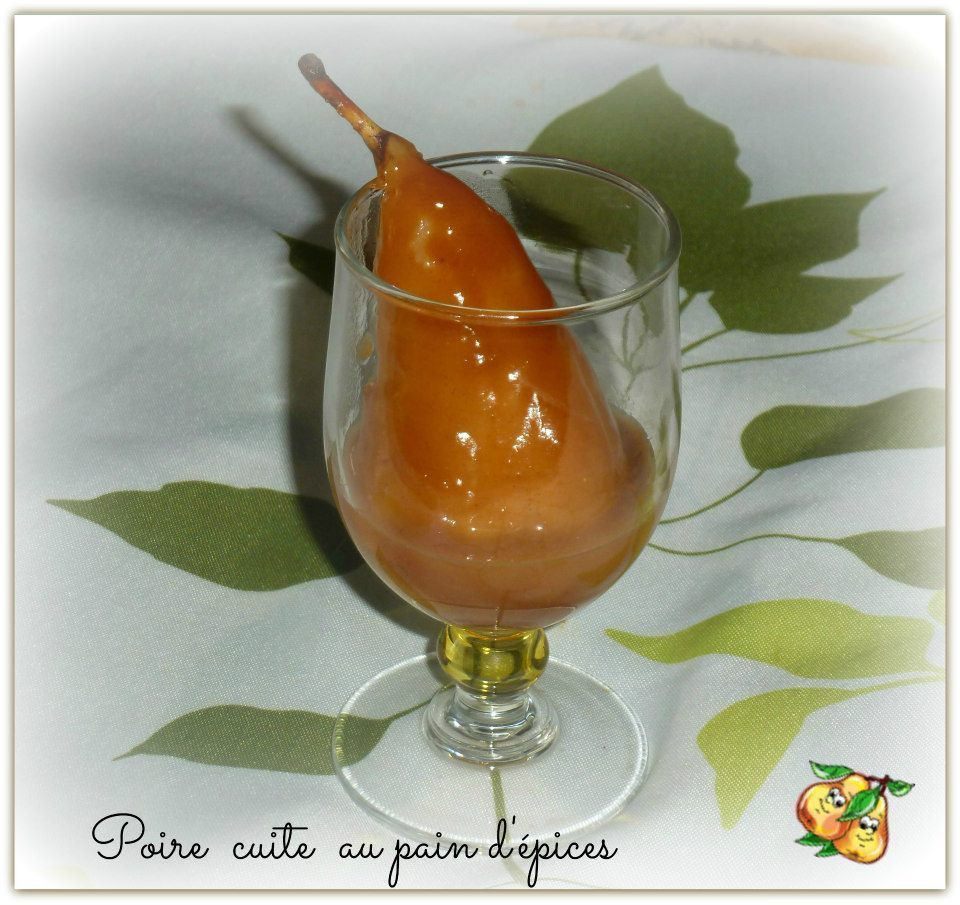 poire-pain-epices-recette-weightwatchers