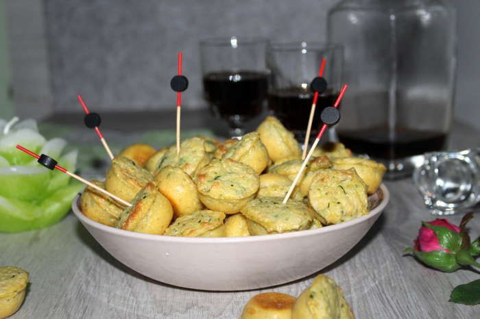 petits-fours-apero-courgette-chevre-recette-weightwatchers