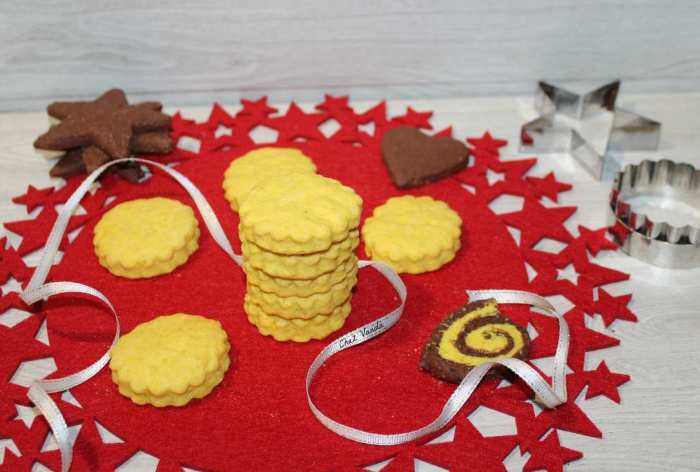 sables-au-citron-recette weightwatchers