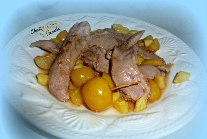 filets-canard-pomme-ananas-recette-weightwatchers