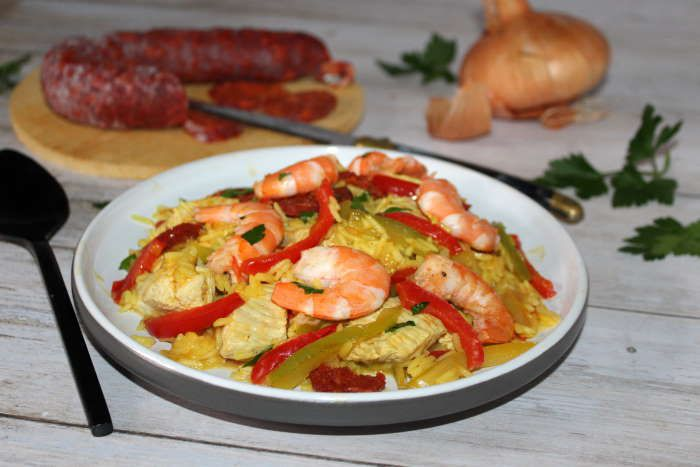 plat-complet-paella-recette-ww