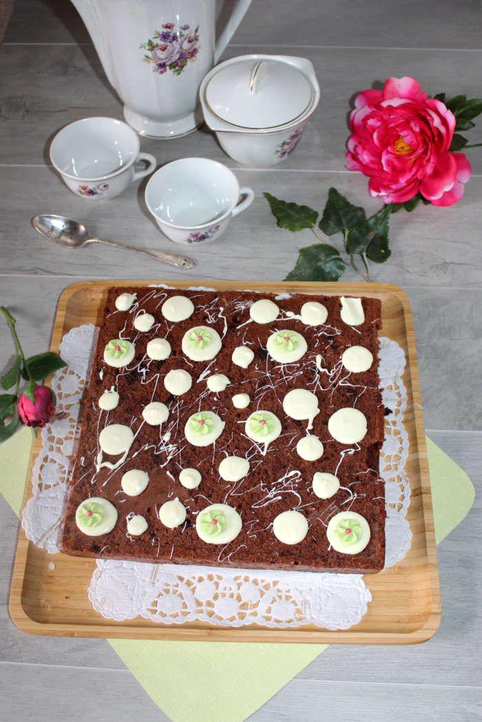 Moelleux chocolaté ,noix et noisettes