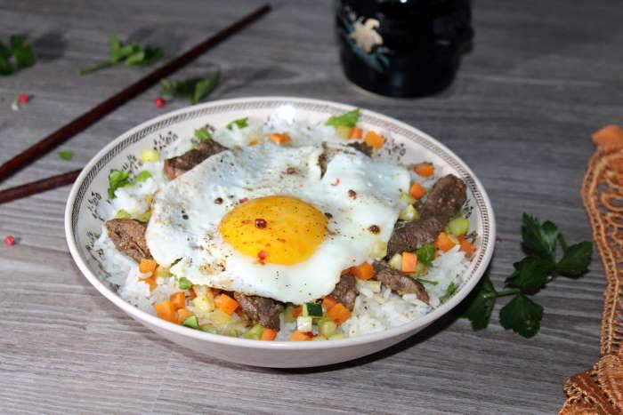 Bibimbap-bœuf-riz-brunoise-ww-recette