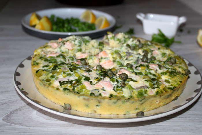 recette-frittata-saumon-pois-ww