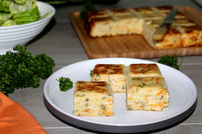 recette-ww-flan-courgettes-fromage