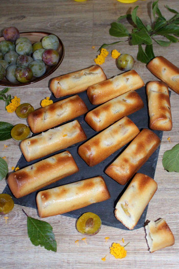 Biscuits aux Reines Claudes et à la cardamome