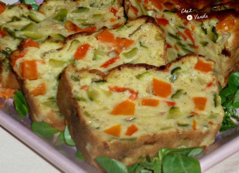 cake de la bohemienne -recette-ww