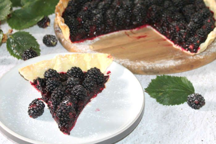 tarte-mure-coulis-cassis