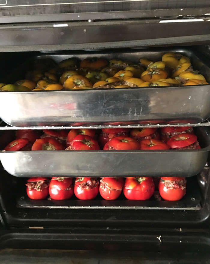 tomates-farcies-cuisson