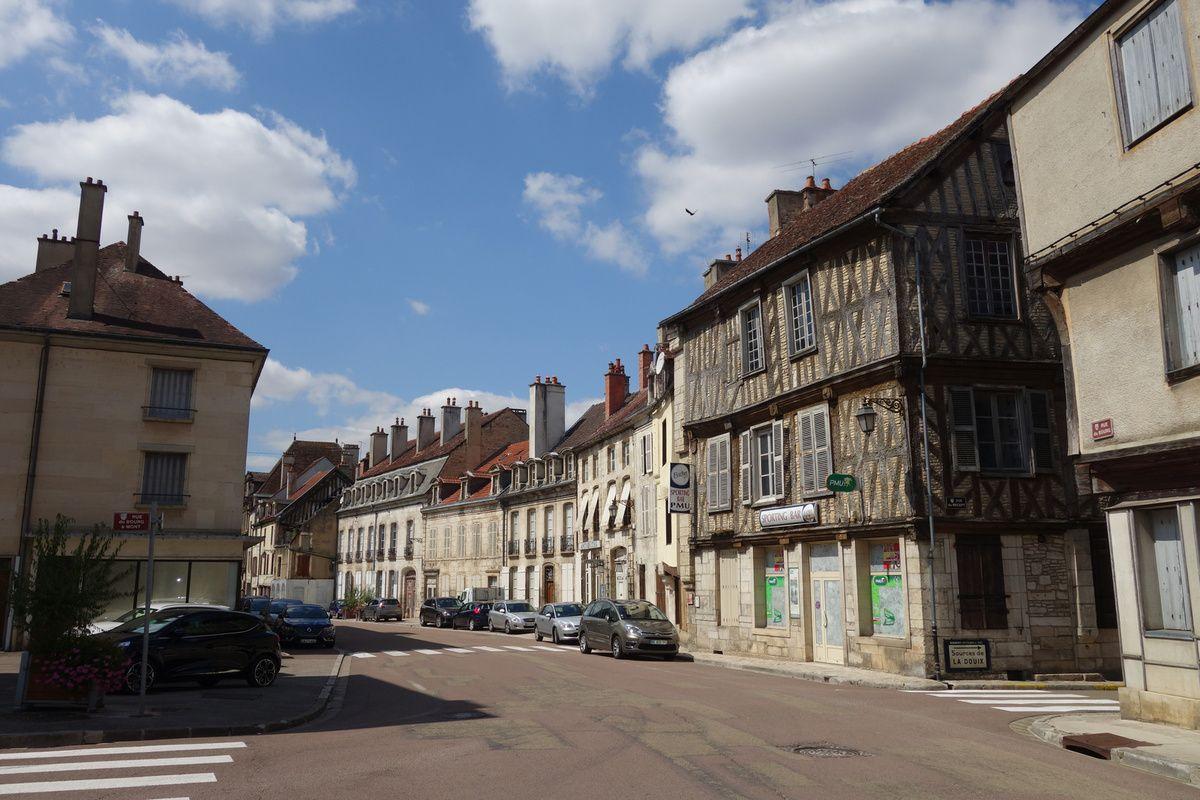 Châtillon sur Seine ...