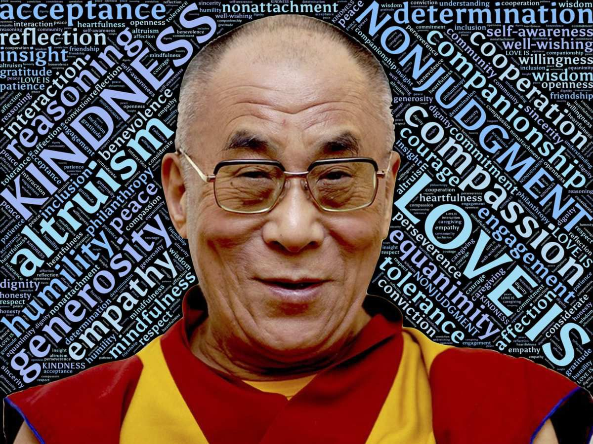 Dalai Lama Spirituality Without Quantum Physics Is An