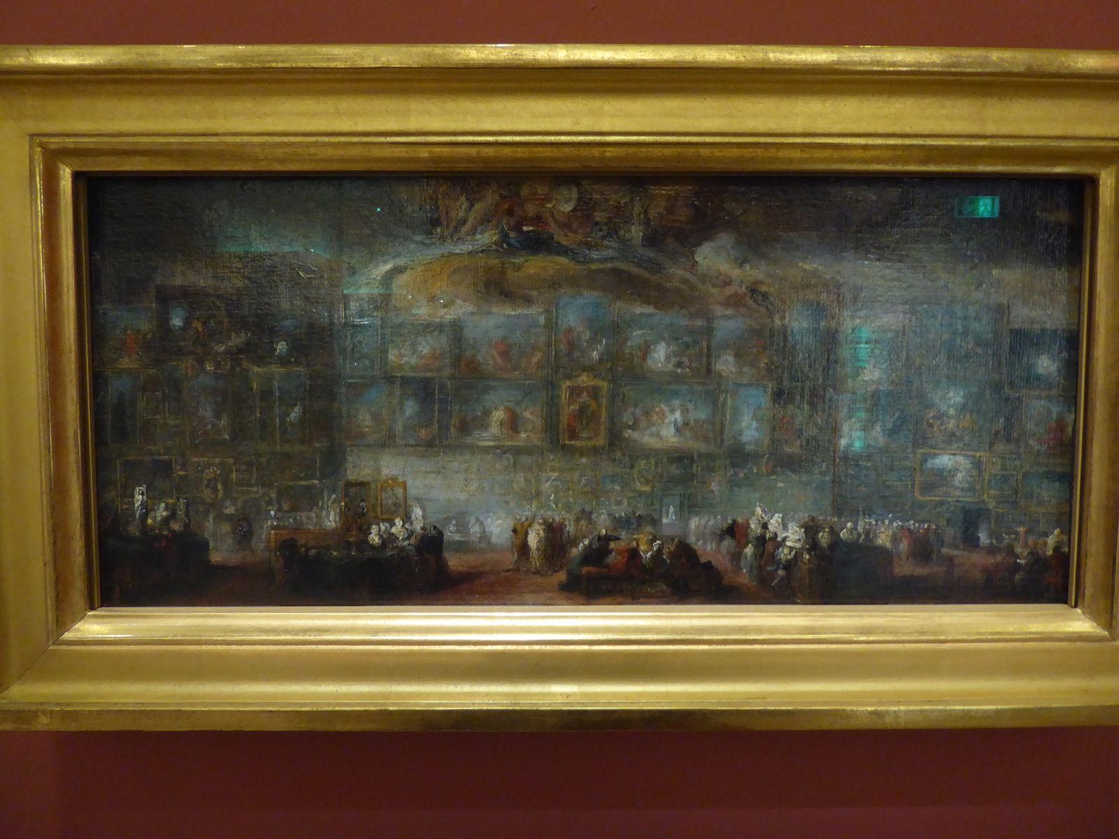 Les Salons au Louvre