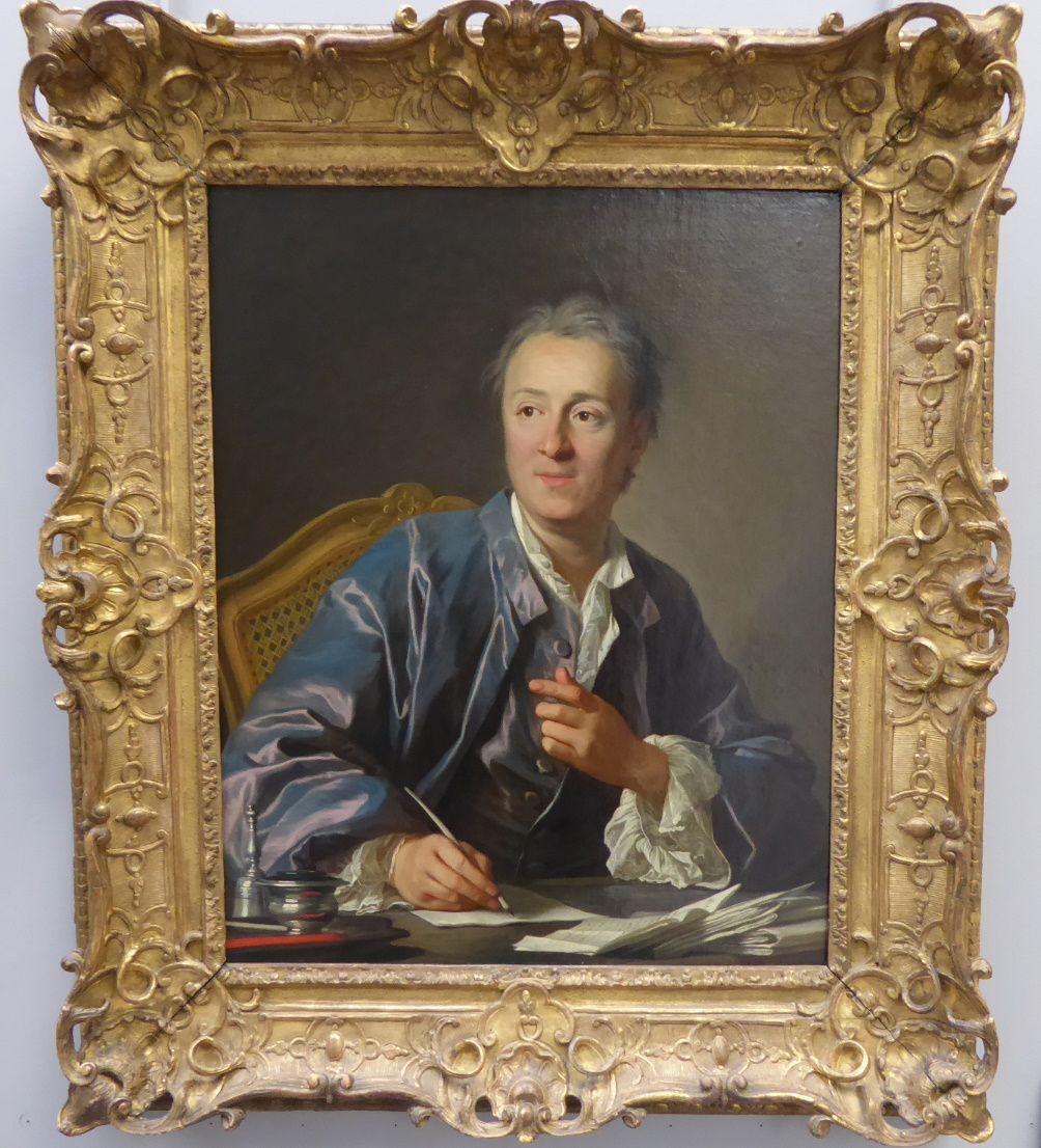 Les Salons vu par Diderot