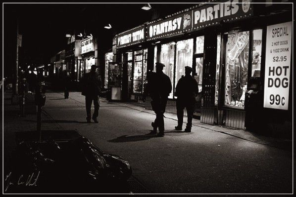 Manhattan par Juan Carlos HERNANDEZ