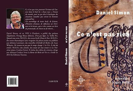 """Festival du livre de Charleroi (5 et 6 mai) """"Ce n'est pas rien"""""""