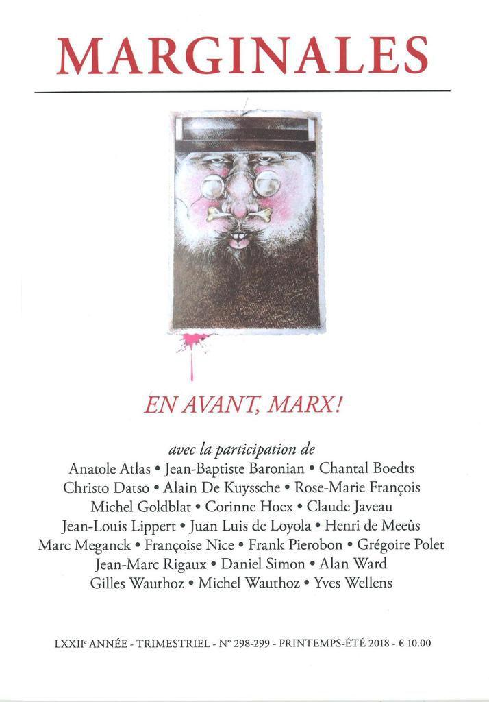 Moules frites ostendaises Marginales  / En avant Marx!