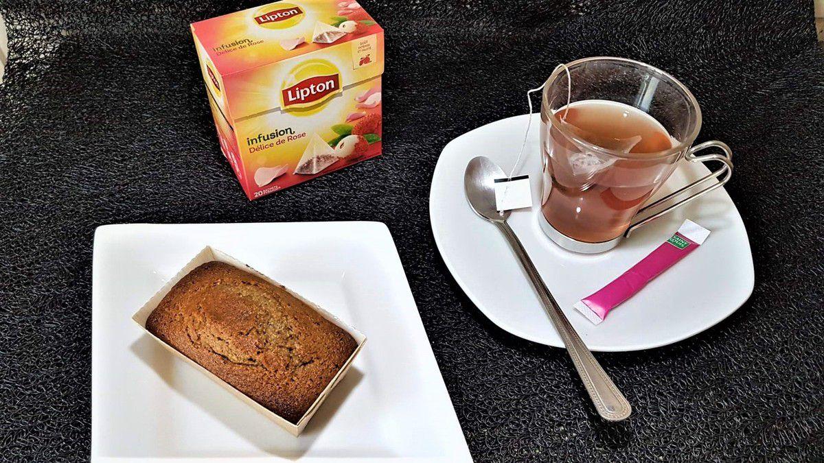 mini cakes à la pralinoise