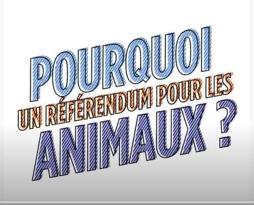 R.I.P.- référendum initiative partagée pour les animaux