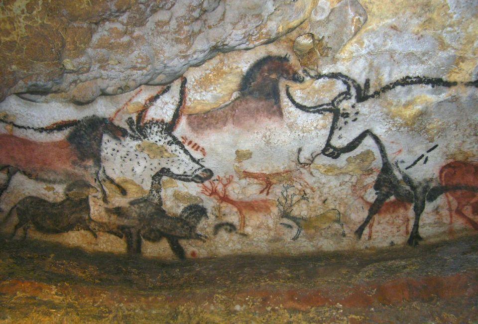 Les nouvelles grottes de Lascaux 4