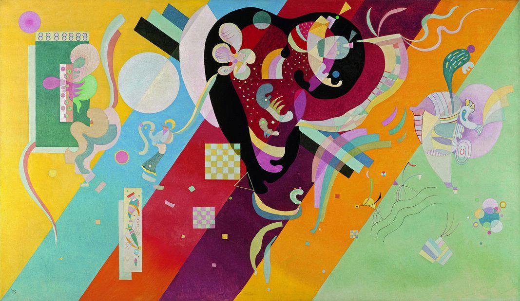 Vassily Kandinsky Raison Et Sentiments Nocturnes