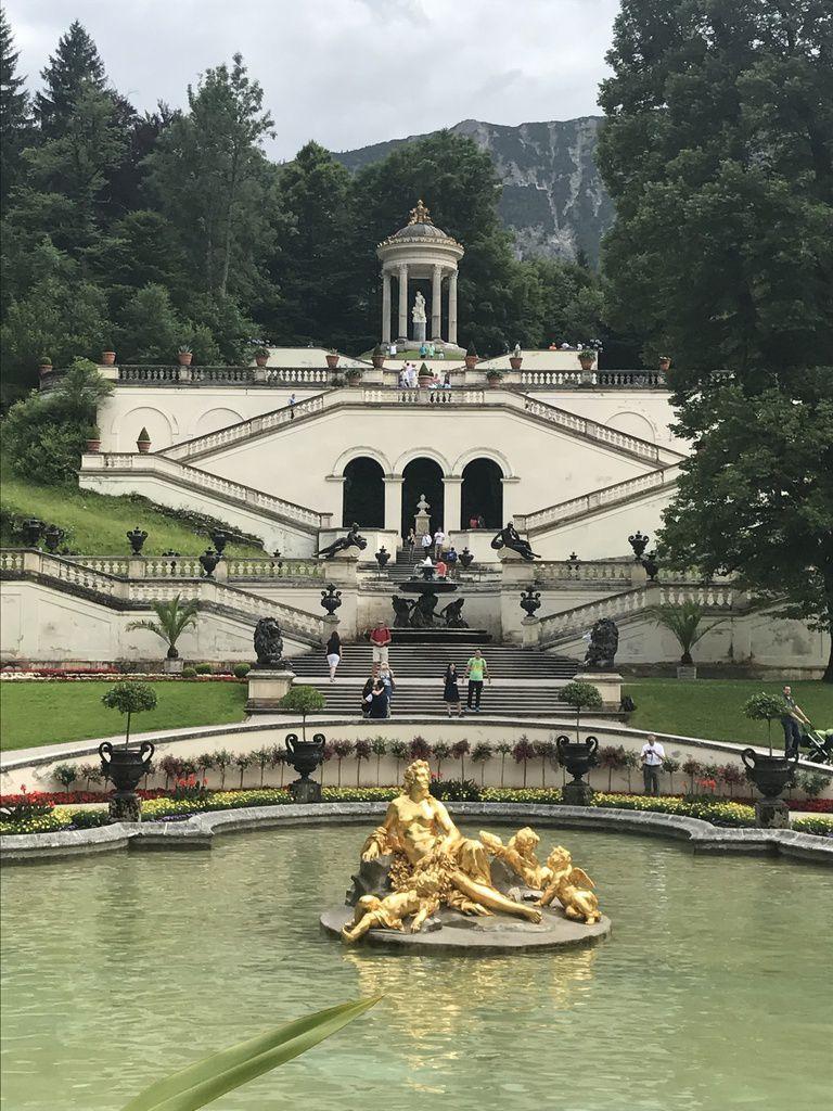 2017 Juillet la Route Romantique de Bavière + extension en Autriche