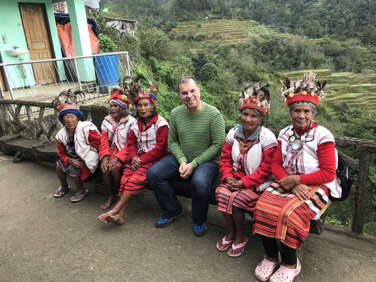 Décembre 2017 - Retour aux Philippines