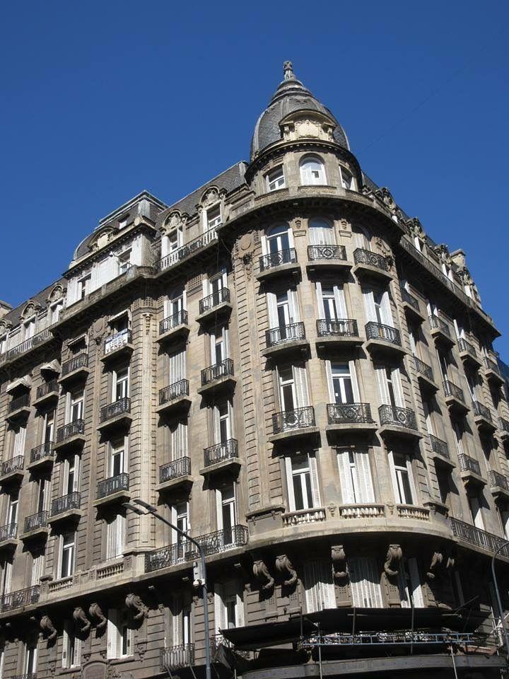 Architecture de Buenos Aires