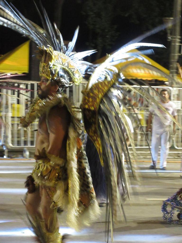 Retour au Brésil : EFB, cités coloniales du Goias & Minas Gerais & Carnaval à BH