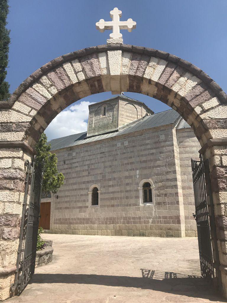 122ème pays visité : MONTENEGRO                   123ème pays visité : ALBANIE