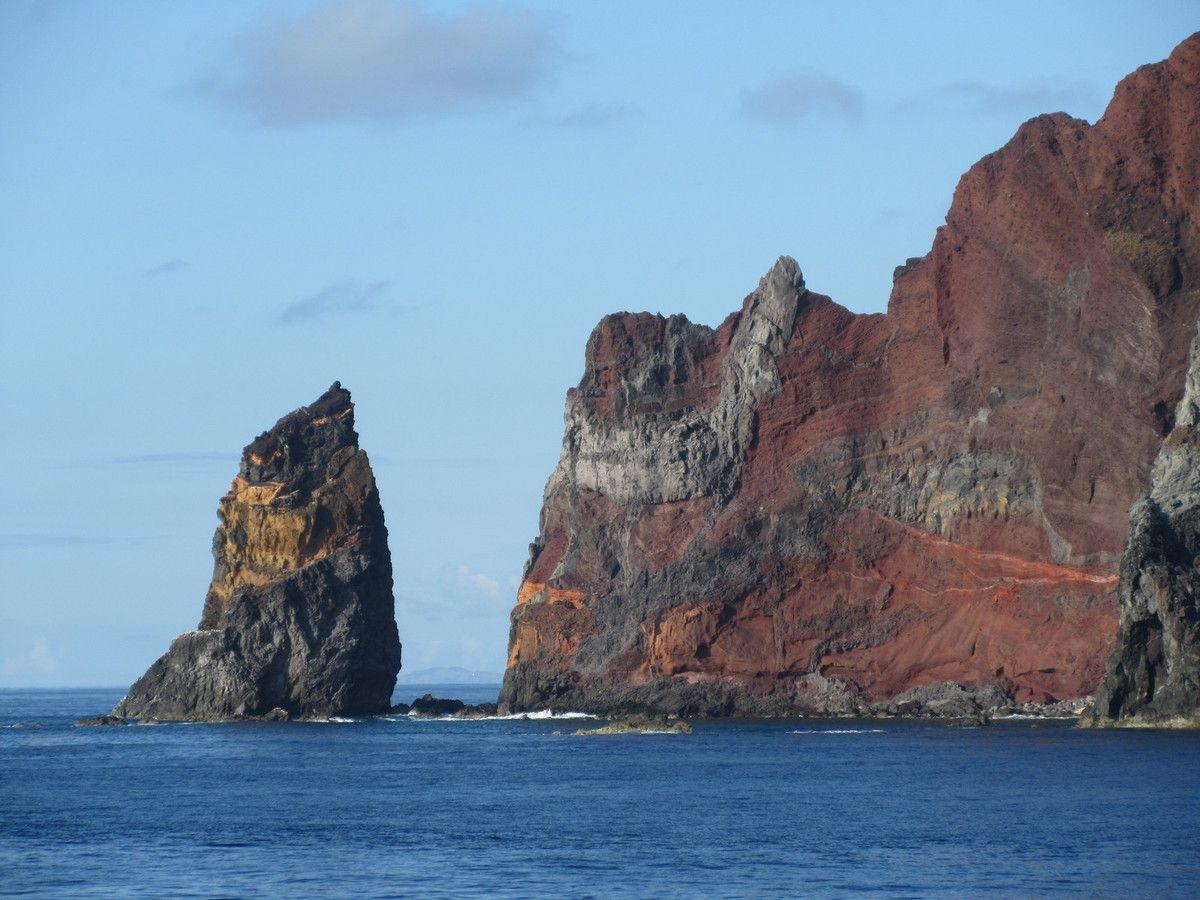Superbe groupe central des Açores