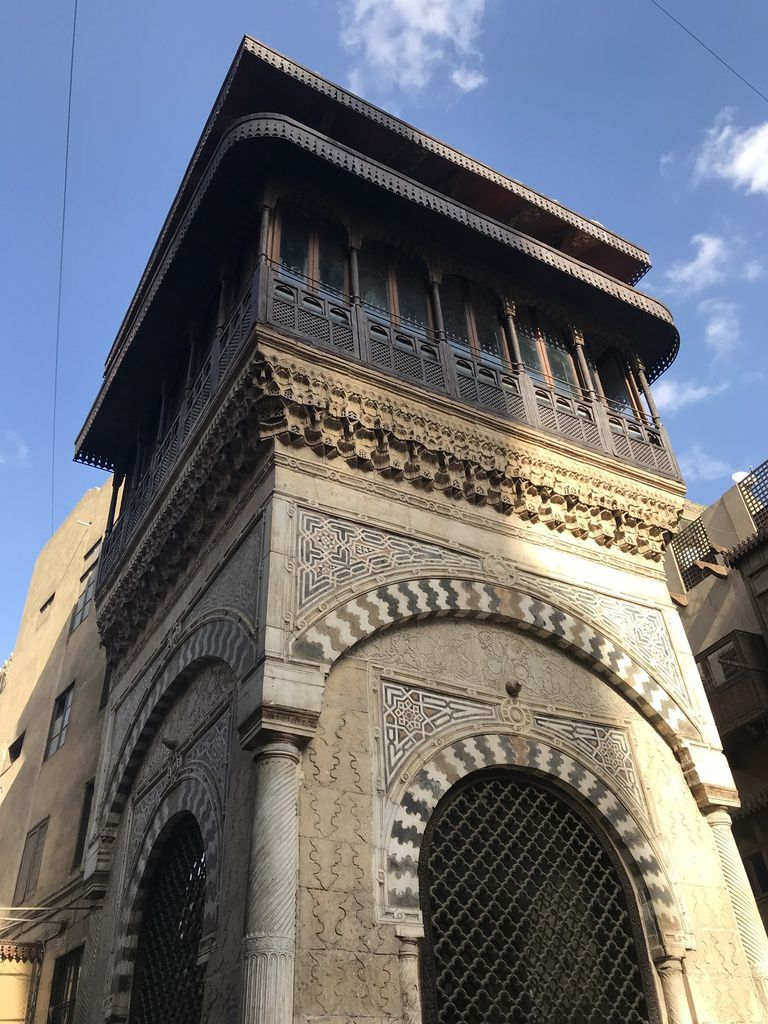 Back to fascinating Cairo