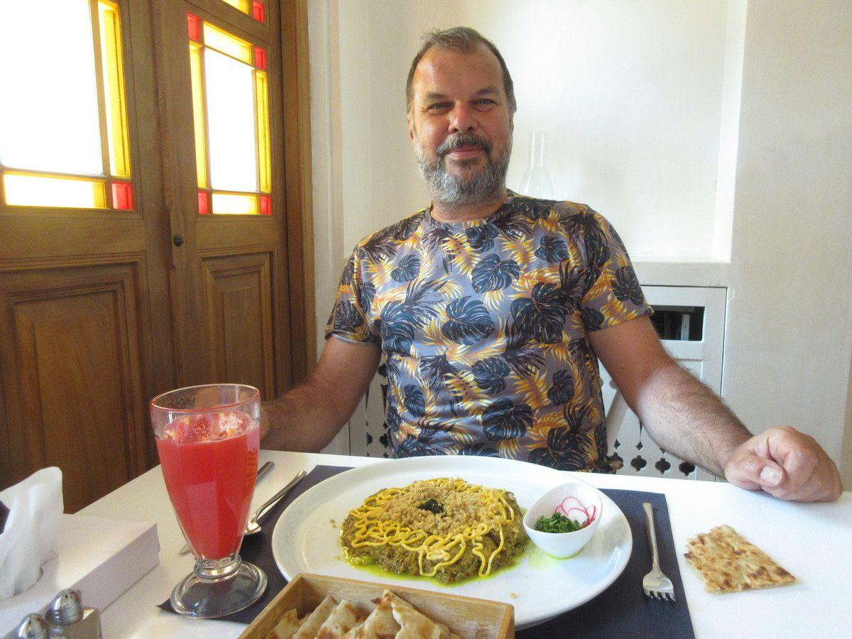 Juillet 2019 Retour en Iran, 22 ans après