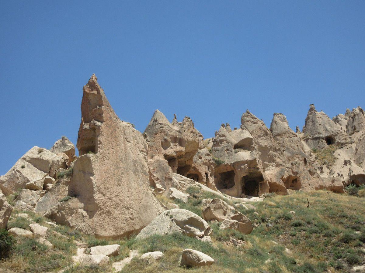 Juillet 2019 Les Hittites (Hattusa) et la Cappadoce