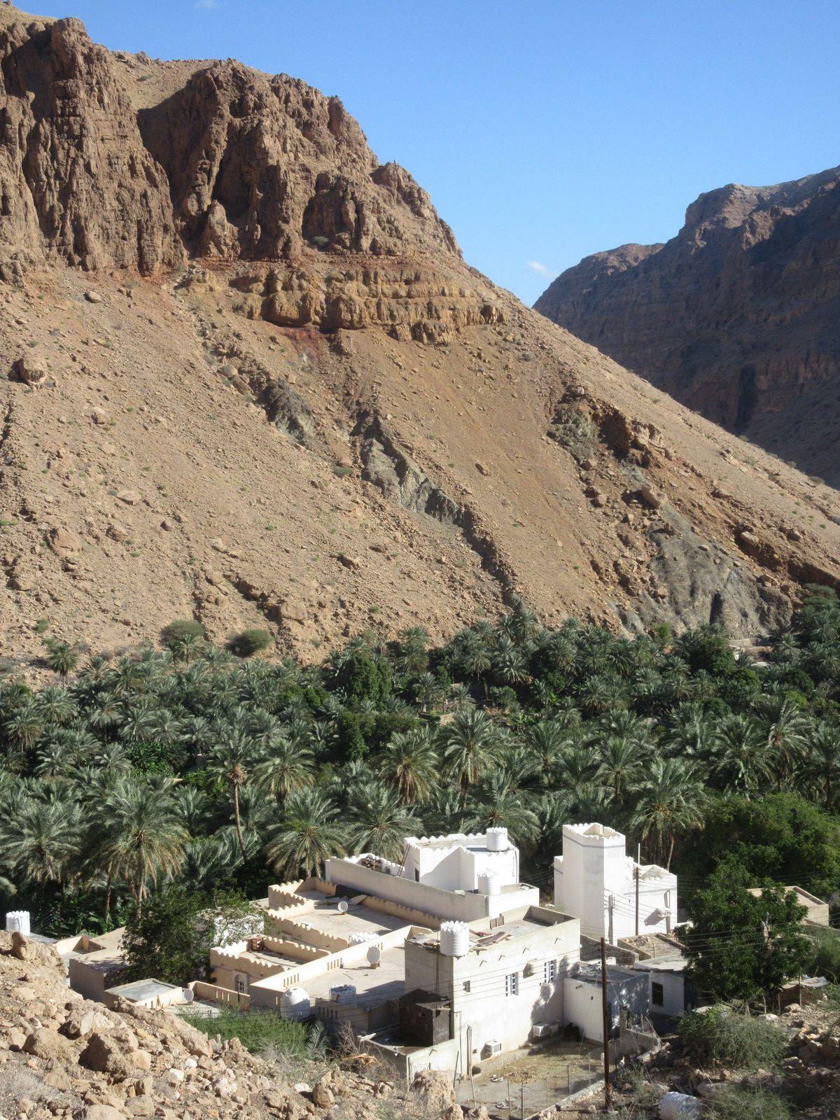 Retour à Oman, 20 ans plus tard juste avant le décès de sa majesté le Sultan Qaboos