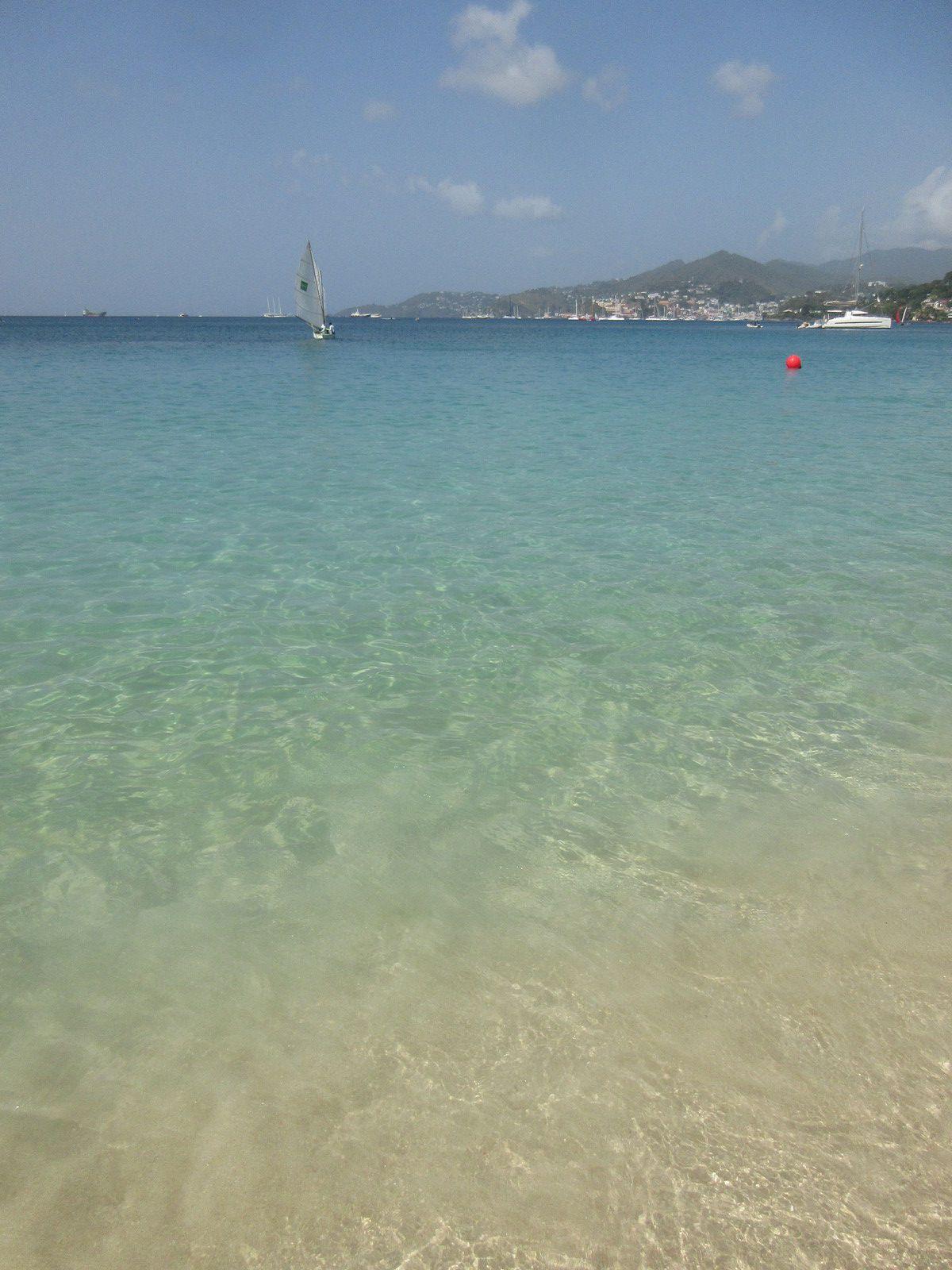 129ème pays visité : GRENADE, l'île aux épices