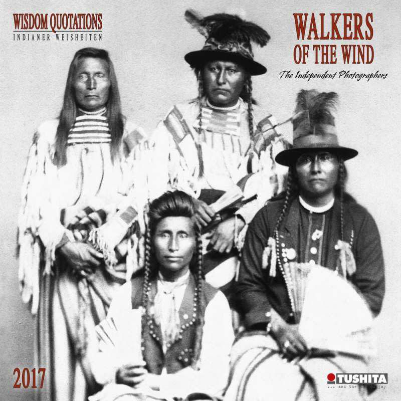Calendrier - Walkers of the wind