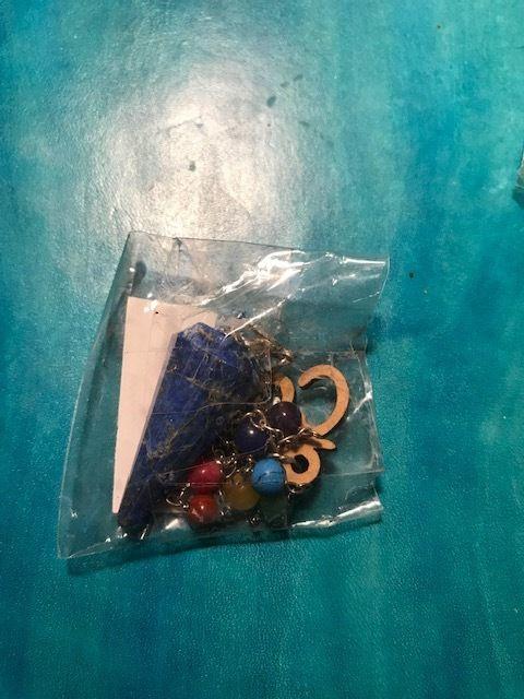 Lapis lazuli - 39 euros