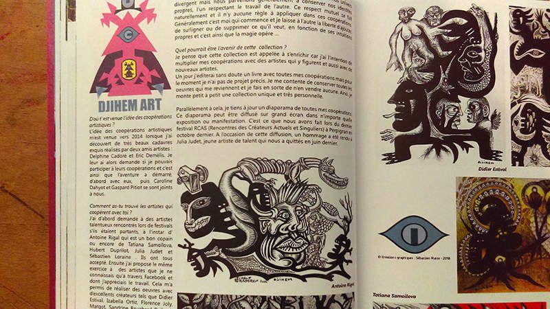 Une page dans le TRAKT n°4 !