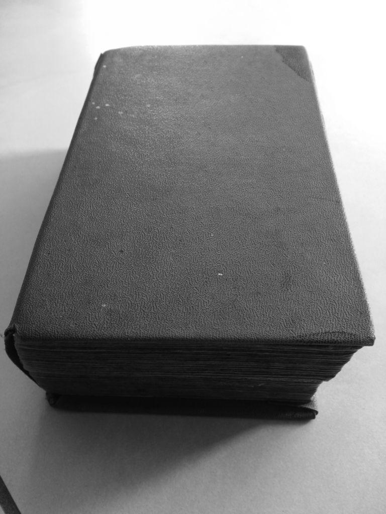Le dictionnaire de Théo.