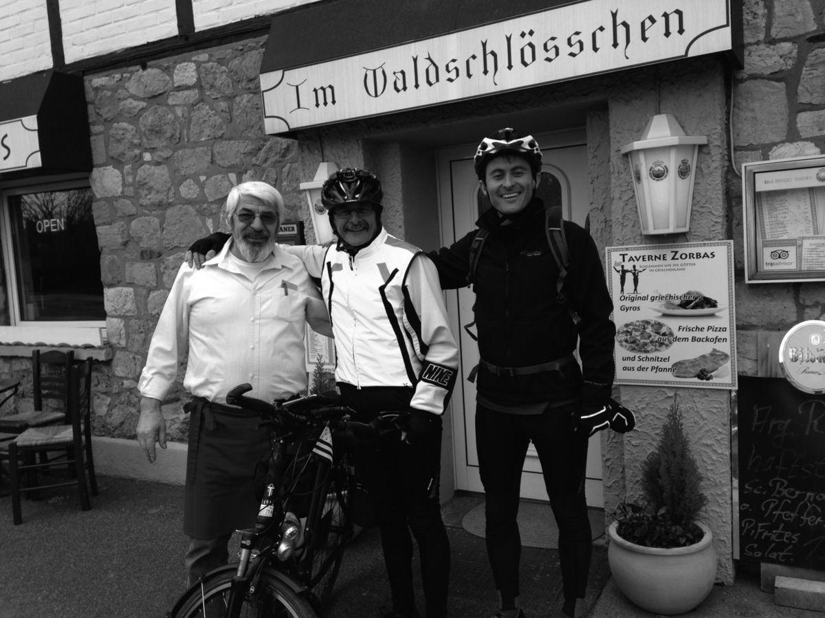 La bière Waldschlösschen… ce n'est pas pour nous !
