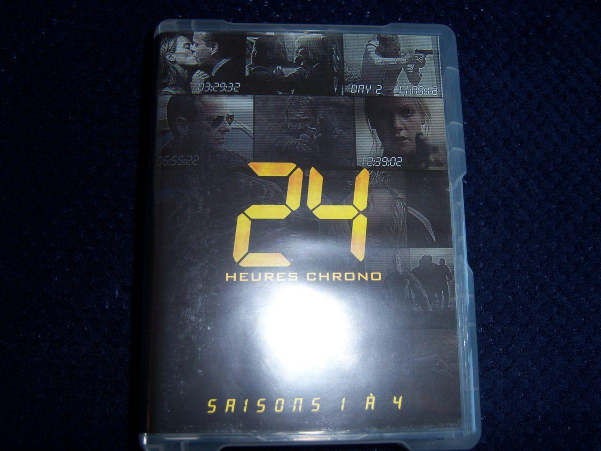 Première box DVD.