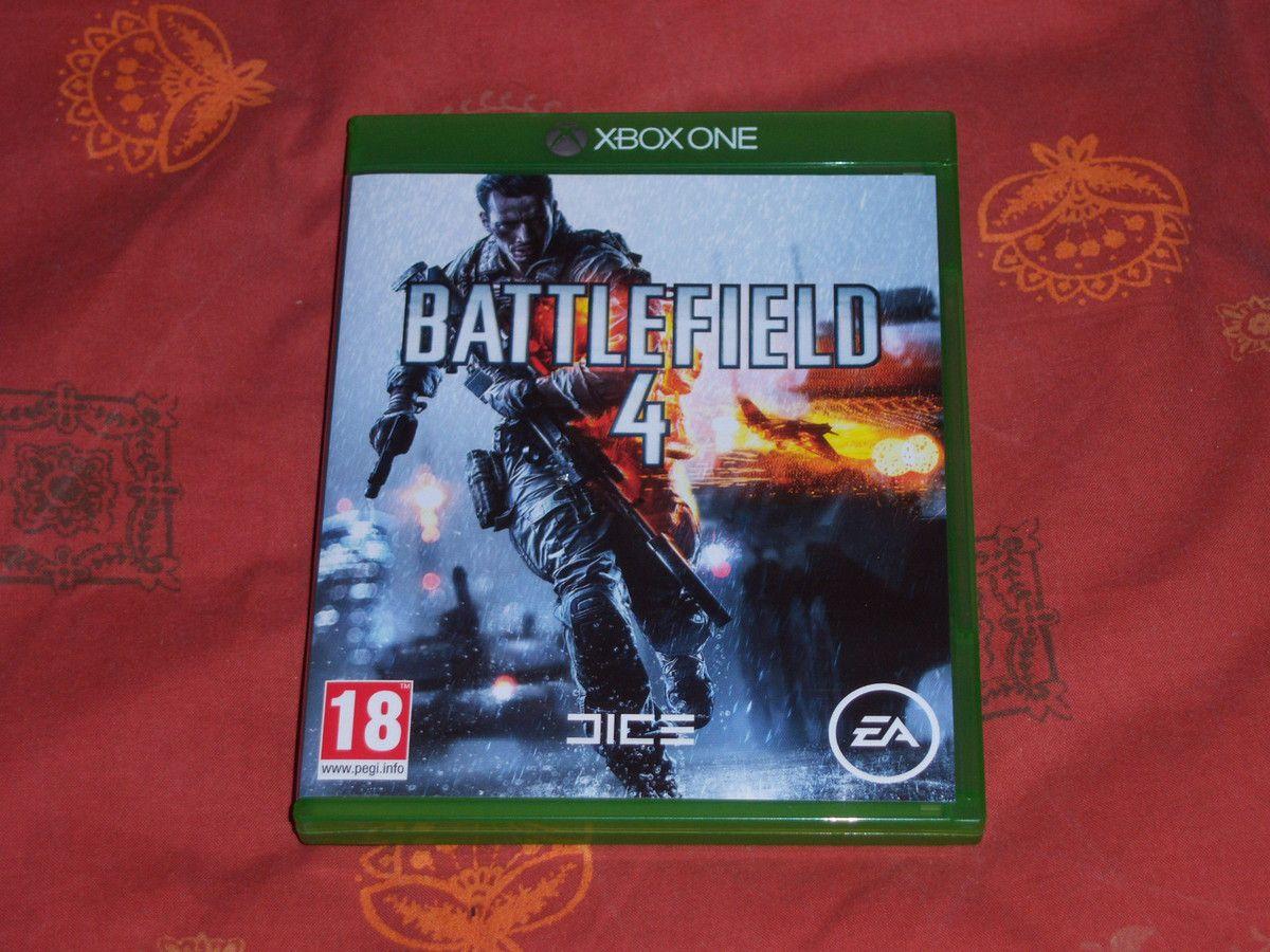 Battlefield 4 sur XBOX One.