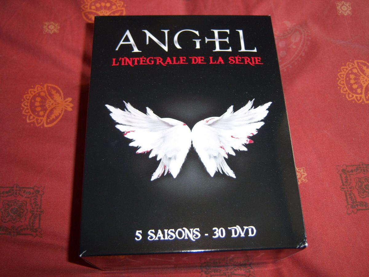 L'intégrale en DVD.